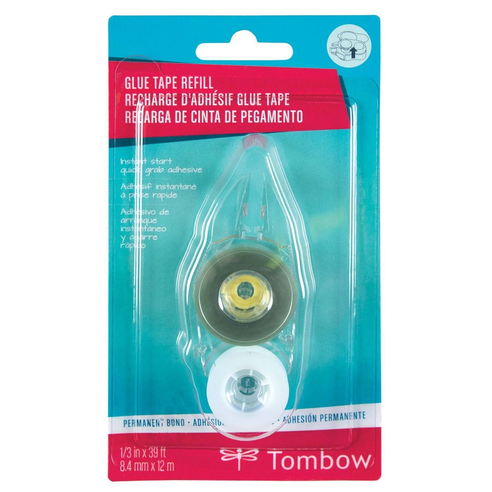 Image of Mono Correction Tape Permanent Refill - Tombow