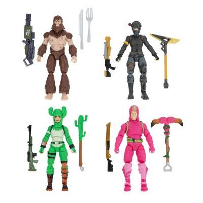 Fortnite 4 Figure Pack (Squad Mode) (Alchemist) S4