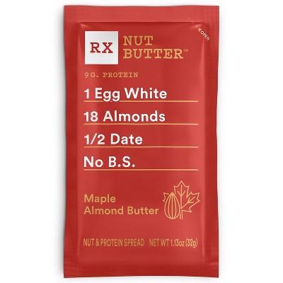 RX Nut Butter Maple Almond Butter - 1.13oz