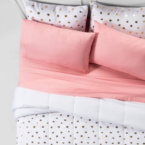 Printed Comforter Set - Room Essentials™ - image 1 of 2