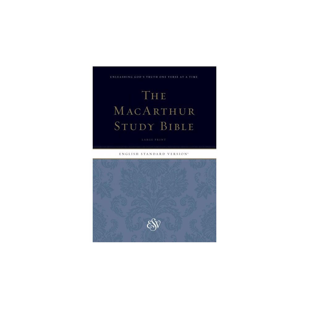 MacArthur Study Bible : English Standard Version (Hardcover)
