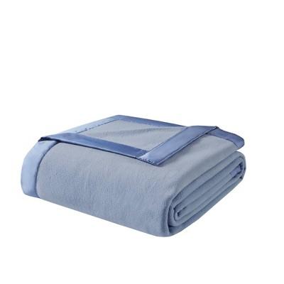 Micro Fleece Blanket (Full/Queen)Wedgewood