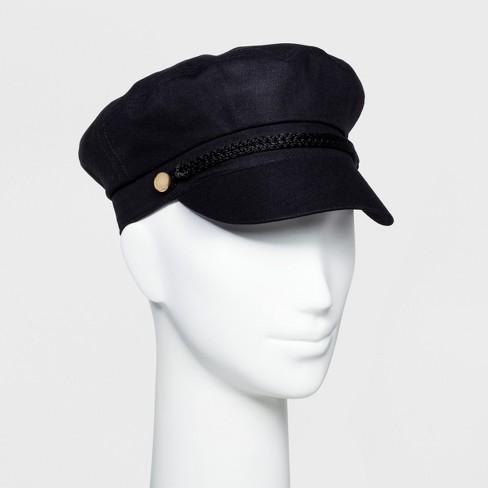 Women s Newsboy Hats - Wild Fable™ Black   Target 3000442bec
