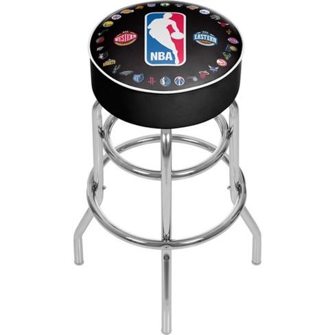 NBA® Padded Swivel Bar Stool - image 1 of 3
