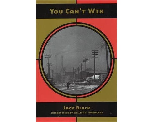 You Can't Win -  by Jack Black (Paperback) - image 1 of 1