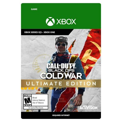 Call of Duty: Black Ops Cold War Ultimate Edition - Xbox Series X|S/Xbox One (Digital)