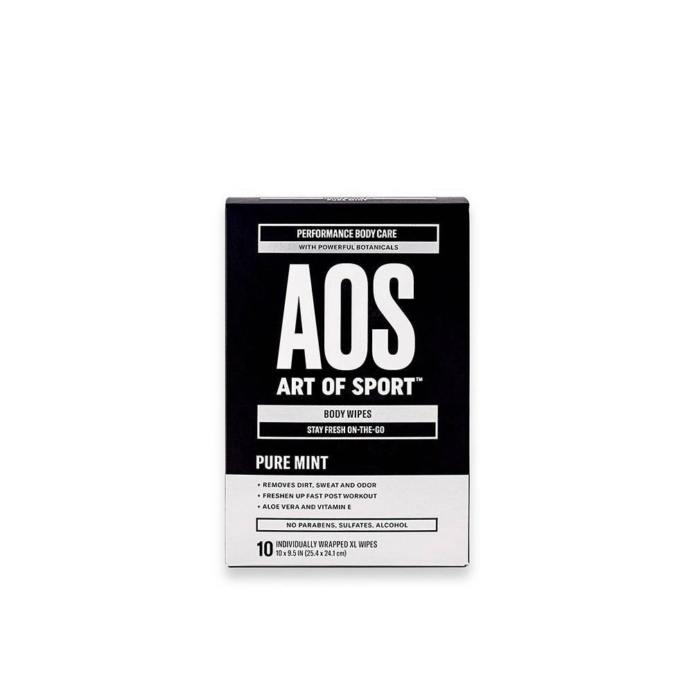 Image of Art of Sport Body & Face Wipes - 10ct