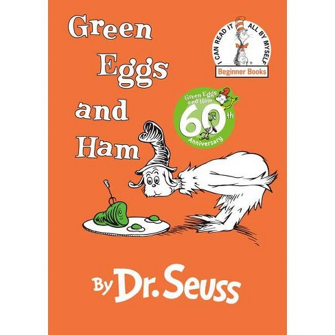 Green Eggs and Ham (Hardcover) by Dr. Seuss - image 1 of 1