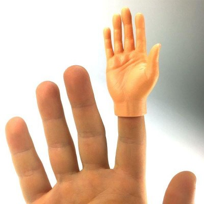 Accoutrements Hand Finger Puppet Gag Item