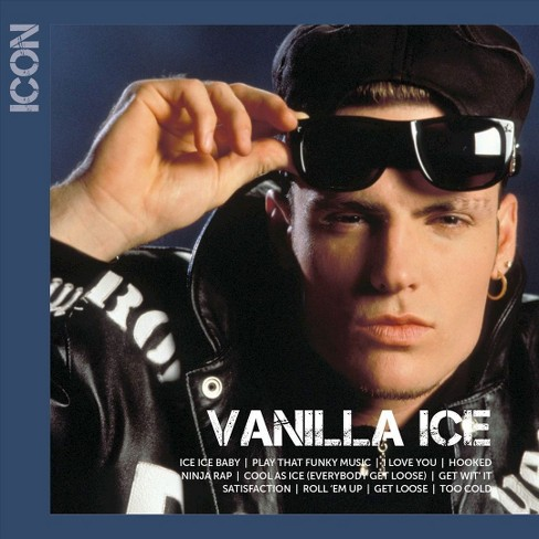 Vanilla ice - Icon:Vanilla ice (CD) - image 1 of 1
