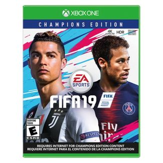 FIFA 19: Champions Edition - Xbox One