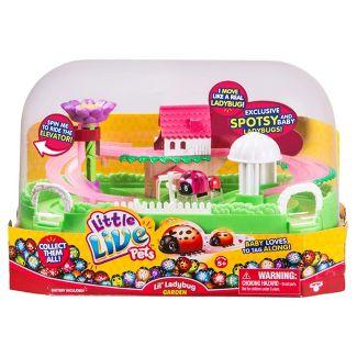 Little Live Pets™ Lil' Ladybug Garden Playset