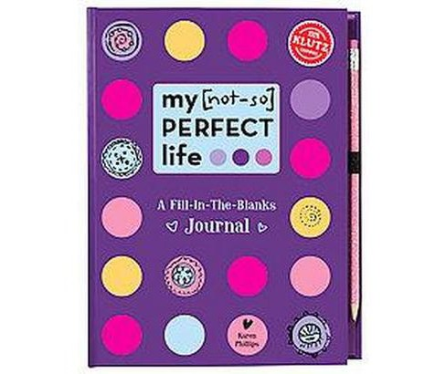 My [Not-so] Perfect Life (Notebook / blank book) - image 1 of 1
