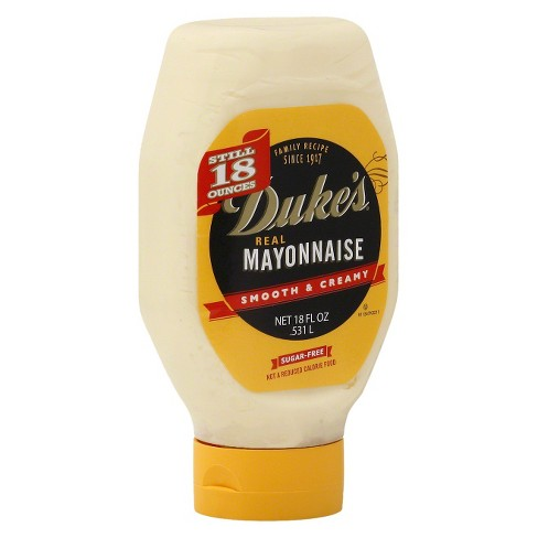Duke's Real Smooth & Creamy Mayonnaise 18oz - image 1 of 1