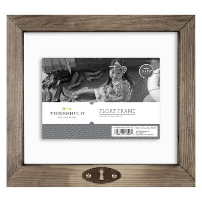 5 x7  Keyhole Float Frame - Threshold™