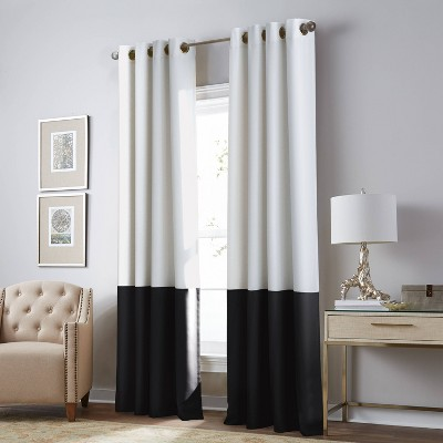 Kendall Lined Curtain Panel - Curtainworks