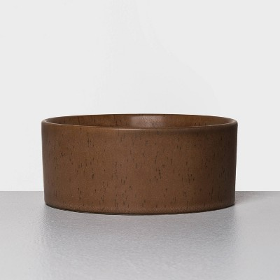 15.8oz Seasonal Large Ceramic 4-Wick Candle Fireside - Hearth & Hand™ with Magnolia