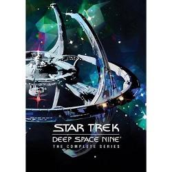 Star Trek Deep Space Nine: The Complete Series (DVD)