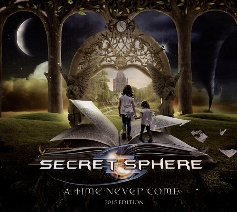 Secret sphere - Time never come (CD) - image 1 of 1