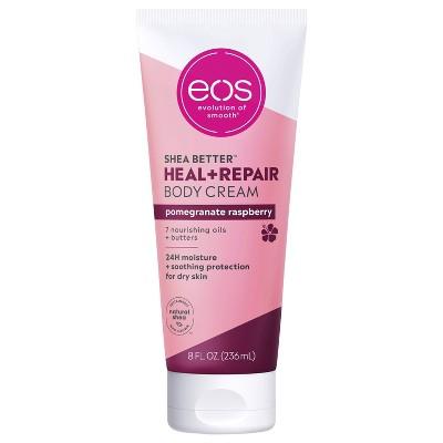 eos Shea Better Body Cream - Pomegranate Raspberry - 8 fl oz