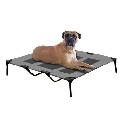 SolarTec Cot Dog Bed - XL - Gray