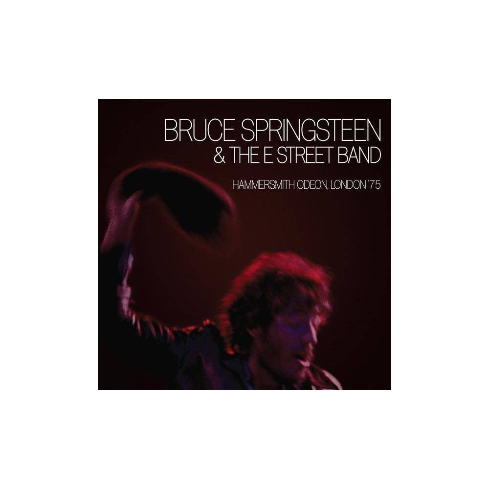 Bruce Springsteen Hammersmith Odeon Live 75 Cd