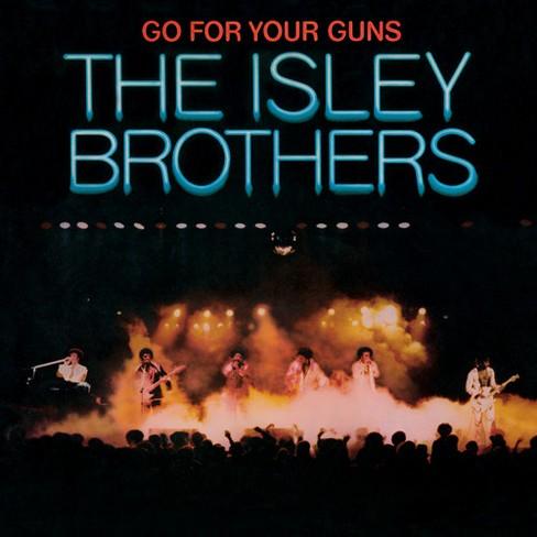 Isley brothers - Go for your guns (CD) - image 1 of 1