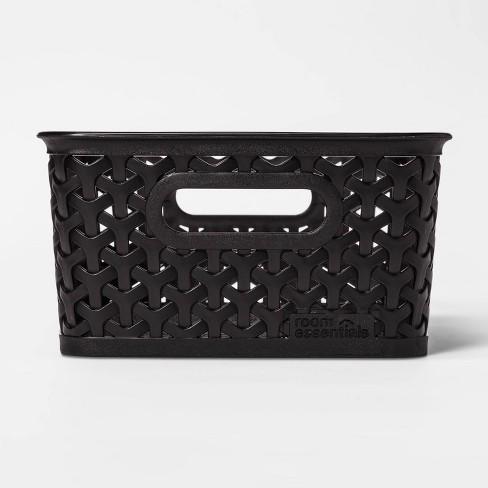 Y-Weave Decorative Storage Basket - Room Essentials™ - image 1 of 3