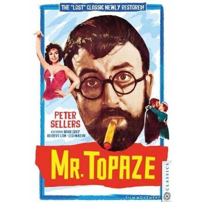 Mr. Topaze (DVD)(2020)