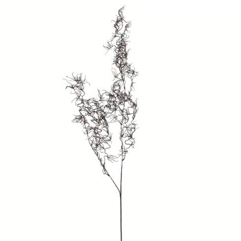 "Vickerman 46"" Artificial Brown Air Grass Spray. - image 1 of 2"