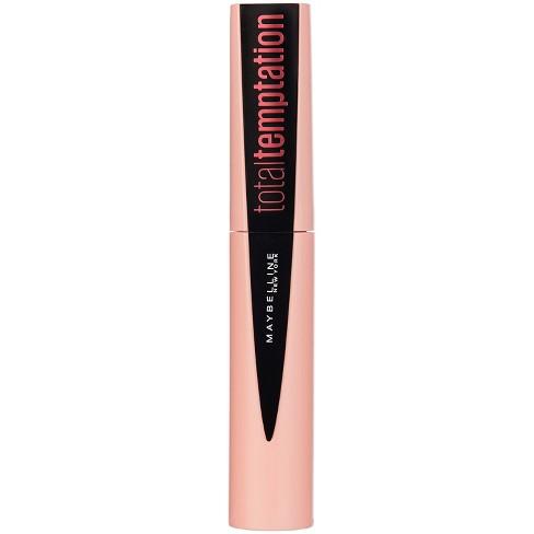 Maybelline Total Temptation Washable Mascara - Very Black - 0.27 fl oz - image 1 of 4
