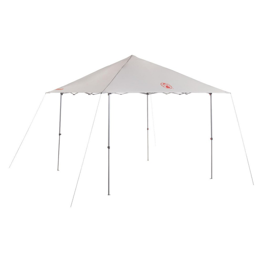 Coleman Light and Fast Instant Canopy 10'x10' - Gray, Light Gray