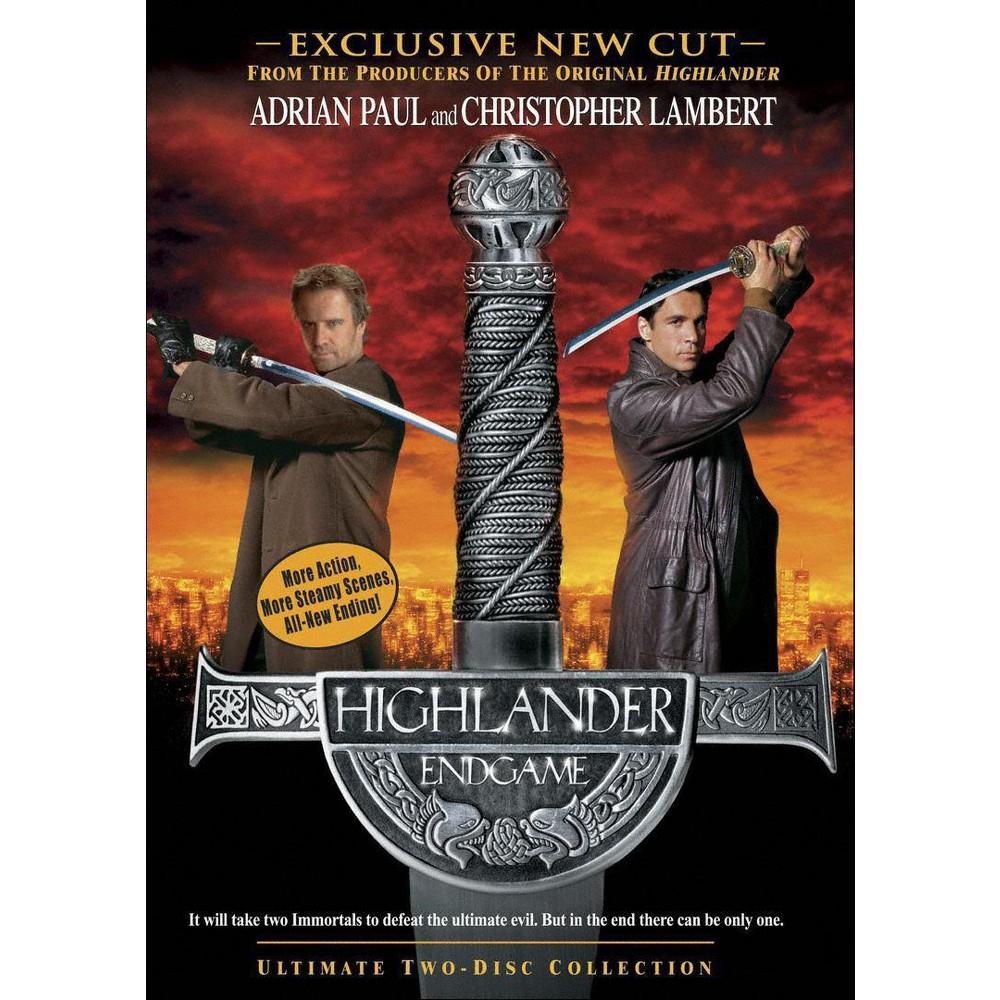 Highlander:Endgame (Dvd), Movies