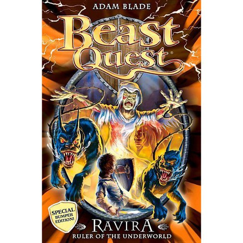 Beast Quest: Special 7: Ravira Ruler of the Underworld - by  Adam Blade (Paperback) - image 1 of 1