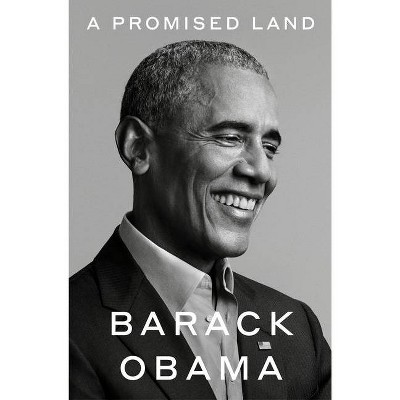 A Promised Land - by Barack Obama (Hardcover)