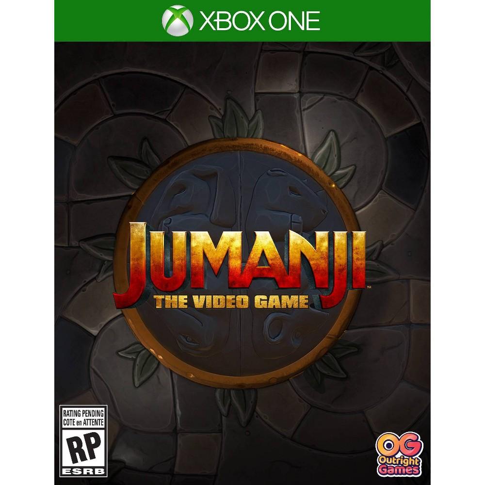 Jumanji: The Video Game - Xbox One Jumanji: The Video Game - Xbox One