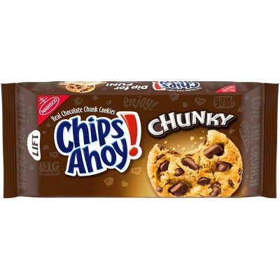 Chips Ahoy! Chunky Chocolate Chip Cookies - 11.75oz