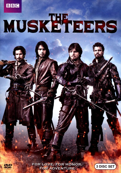 Musketeers:Season one (DVD) - image 1 of 1