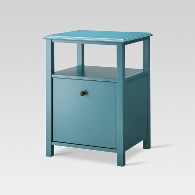 Windham File Cabinet - Teal - Threshold™