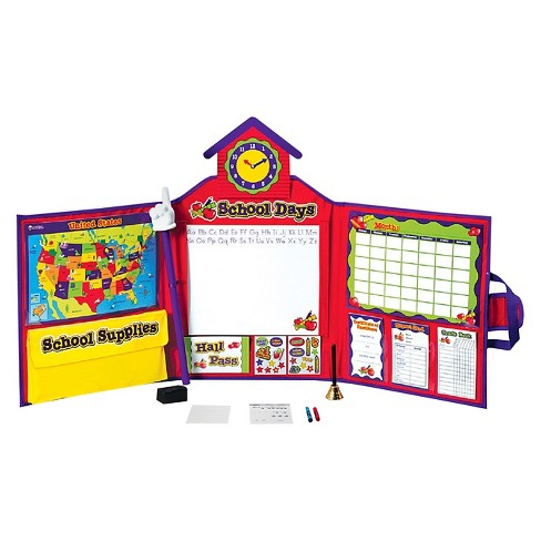 Learning Resources Pretend & Play School Set - image 1 of 4