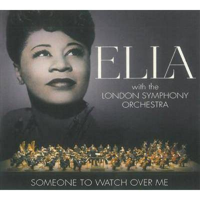 Ella Fitzgerald/London Sympony Orchestra - Someone To Watch Over Me (CD)