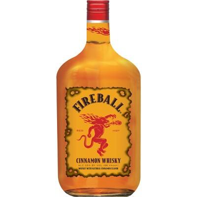 Fireball Cinnamon Whisky - 1.75L Bottle