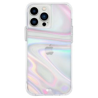 Case-Mate Apple iPhone 13 Pro Max/12 Pro Max Case - Soap Bubble