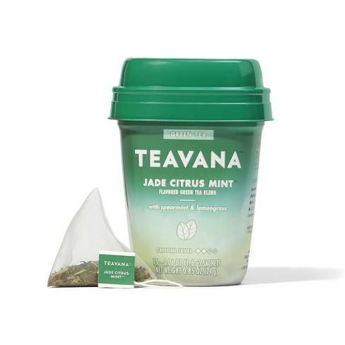 Teavana Jade Citrus Mint Tea Bags - 15ct/1.2oz - image 1 of 4