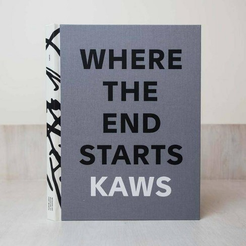 Kaws: Where the End Starts - (Hardcover) - image 1 of 1