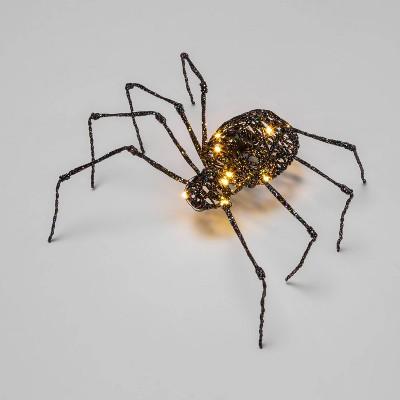 LED Light-up Spider Decorative Halloween Prop - Hyde & EEK! Boutique™