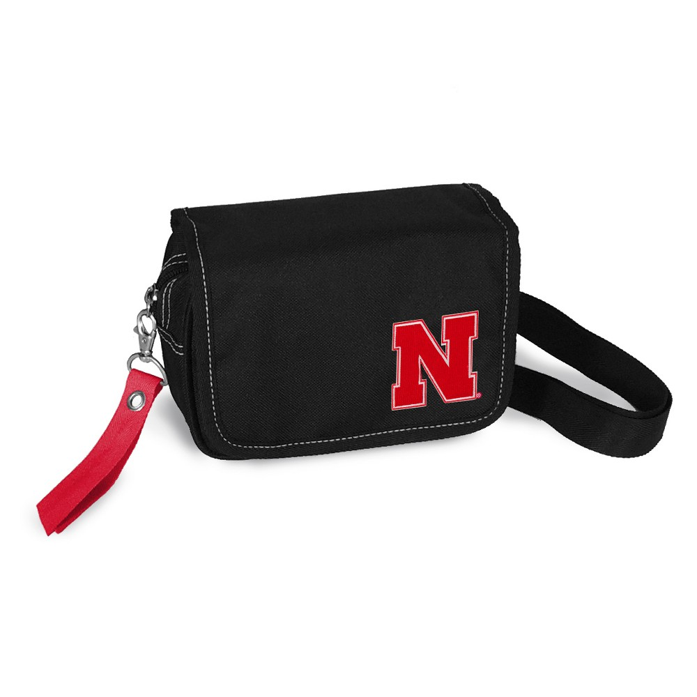 NCAA Nebraska Cornhuskers Little Earth Ribbon Waist Pack Purse