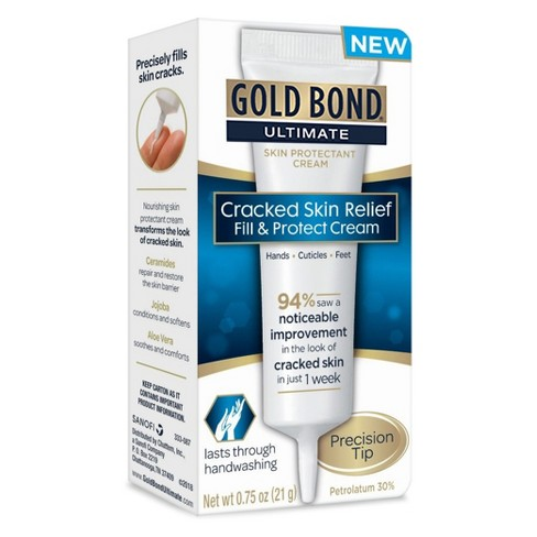 Gold Bond Cracked Skin Relief Hand And Body Lotions - image 1 of 1