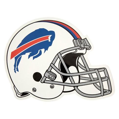 ed10e586430a6 NFL Buffalo Bills Large Outdoor Helmet Decal   Target