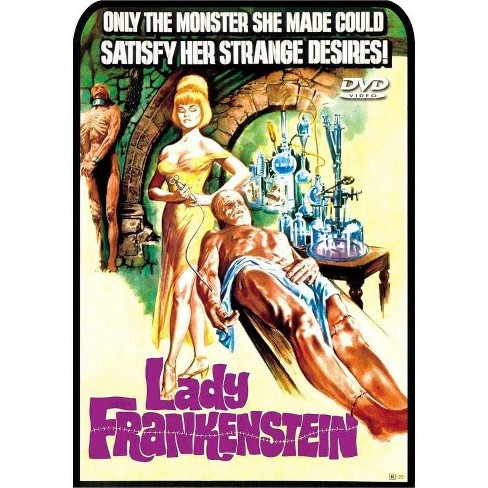 Lady Frankenstein (DVD)(2015) - image 1 of 1